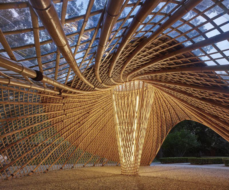 Bulletin Pavilion by SUP Atelier